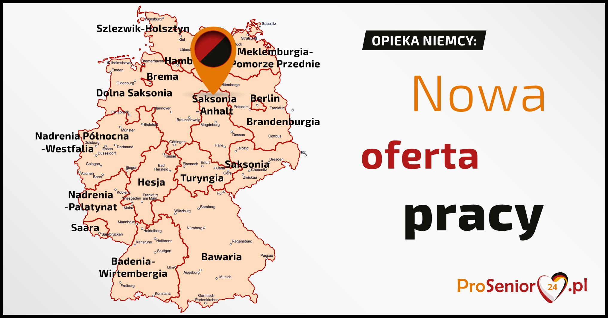 Oferta Opiekunka do starszej mobilnej pani w okolicy Lipska + WYJAZD W POŁOWIE LUTEGO