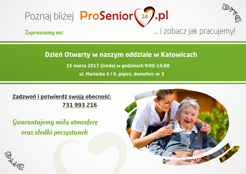 Dzień Otwarty 15 marca - Katowice