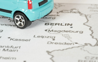 jak jeździć samochodem w Niemczech